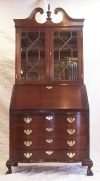 Chippendale Secretary Desk