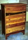 1948 Chest of Drawers-Refinished & Repaired