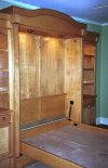 Oceanic 1920s Wallbed